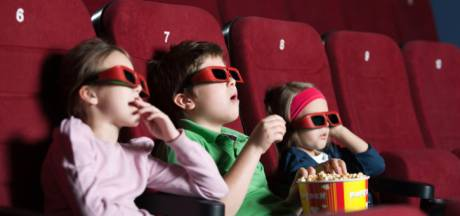 """Les films et jeux 3D """"déconseillés"""" aux enfants"""