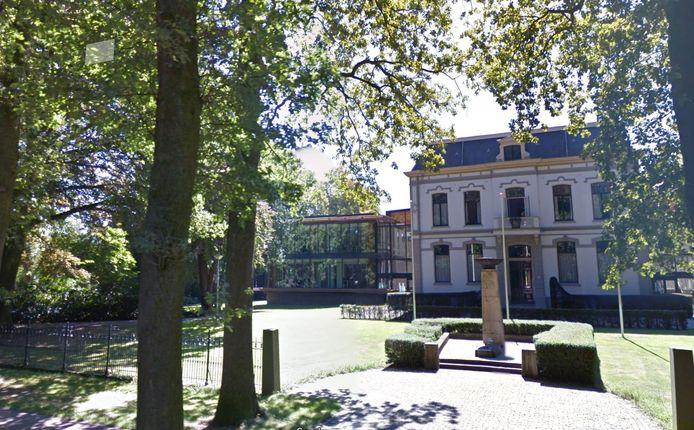 Het gemeentehuis in Brummen.