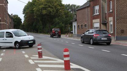 Tijdelijke herstelling fietspaden Tiensesteenweg