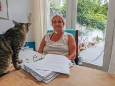 Geen wmo-besluit: Juliëtte Perrée uit Eindhoven is al maanden aan huis gekluisterd