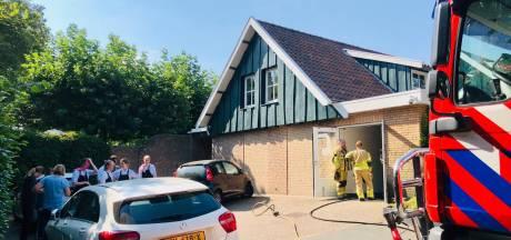 Brand in keuken Ootmarsums hotel De Wiemsel in de kiem gesmoord
