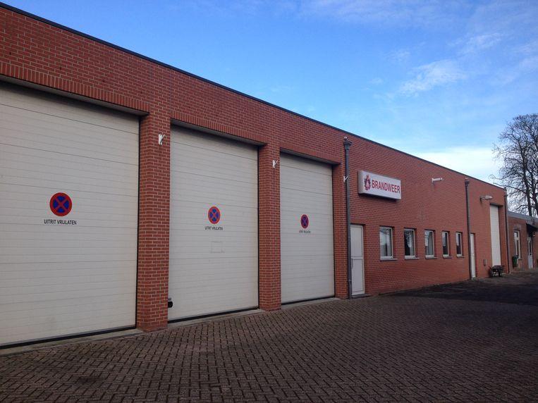 De brandweerpost Meerle zal over enkele jaren niet meer bestaan.