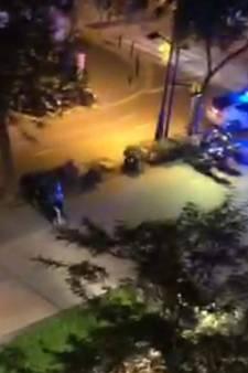 Une course-poursuite entre un conducteur belge et la police sème la zizanie près de Barcelone