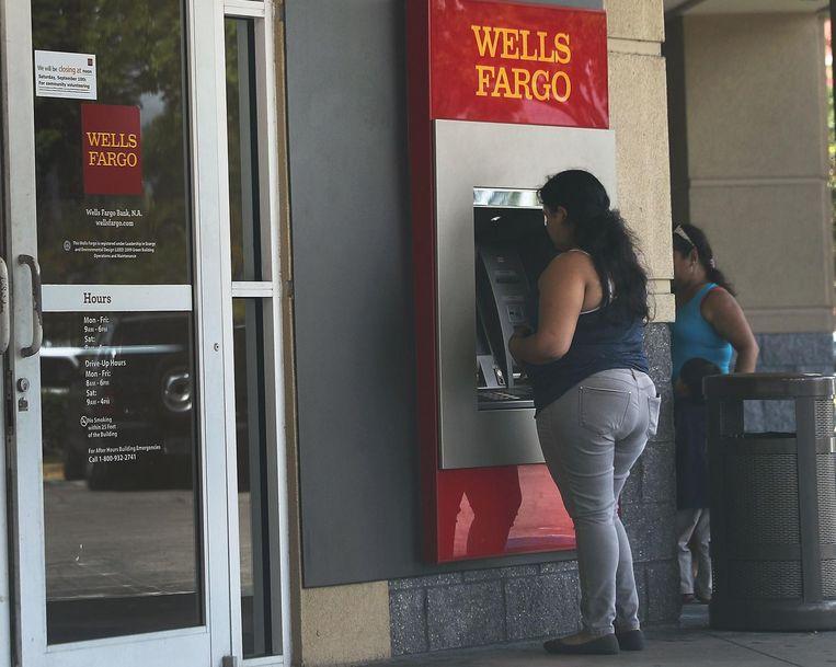 Wells Fargo maakt zich vooralsnog geen zorgen. Beeld afp