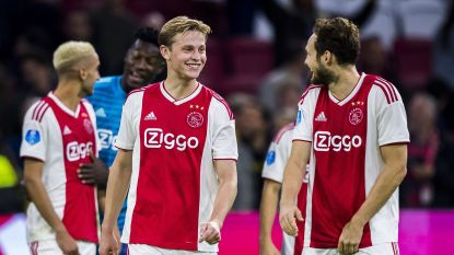 LIVE. Helpt Belg bij AEK om Ajax, dat Standard uit Champions League knikkerde, op de knieën te krijgen?