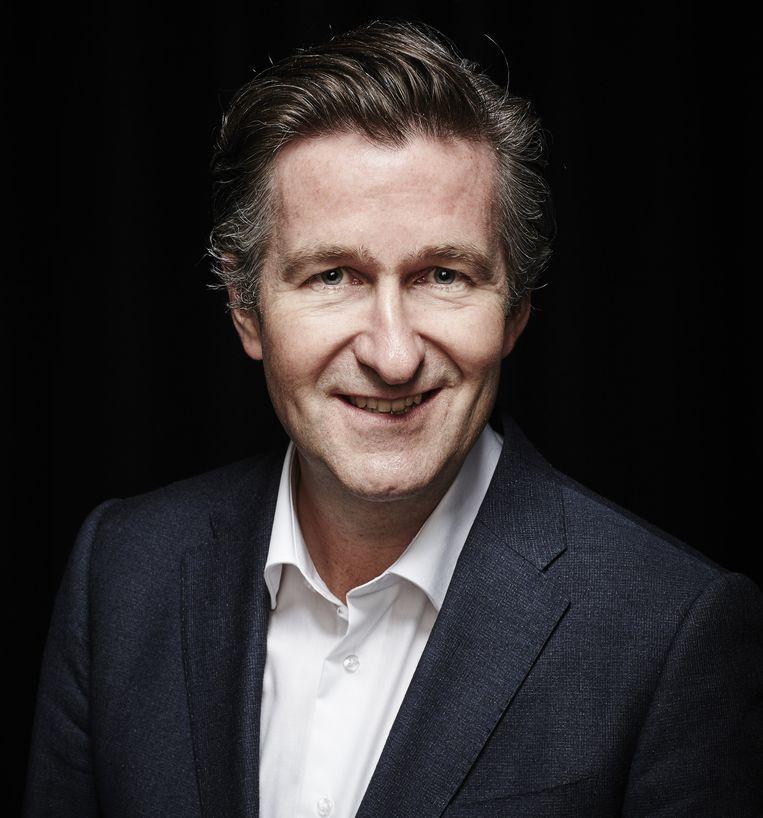 Hoofdredacteur Ronald Ockhuysen Beeld Rein van Koppenhagen
