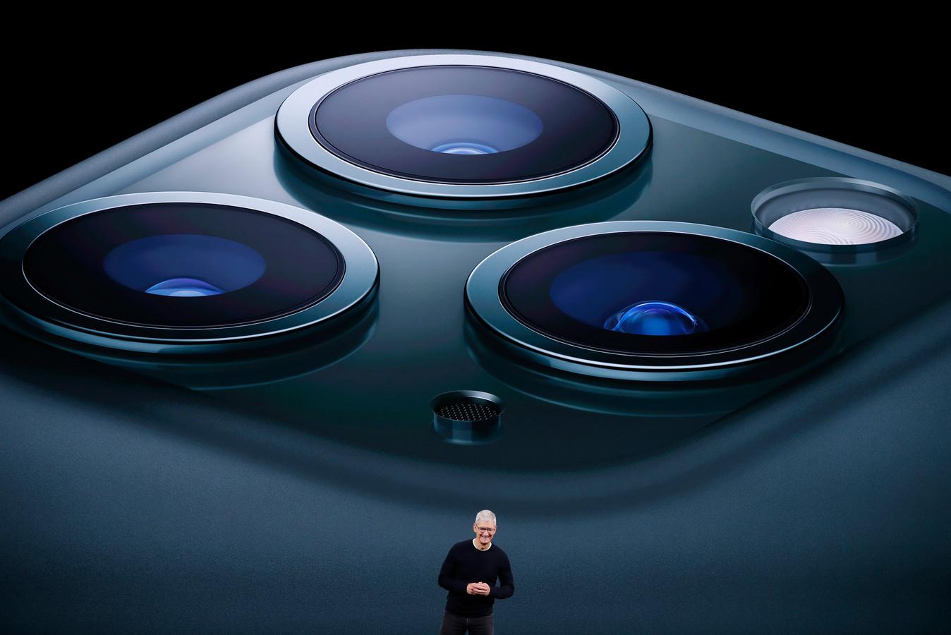 L'iPhone 11 Pro sera doté de trois caméras.
