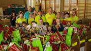 Ouderraad De Graankorrel levert 2.100 ontbijtpakketten
