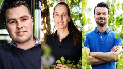 Maak kennis met de eerste drie kandidaten van 'Boer Zkt. Vrouw: Home Sweet Home'