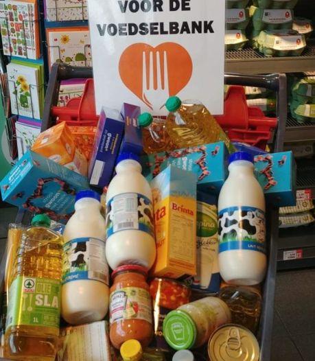 Voedselbank Leerdam slaat alarm over 'ouderen die al een week alleen maar droog brood eten'