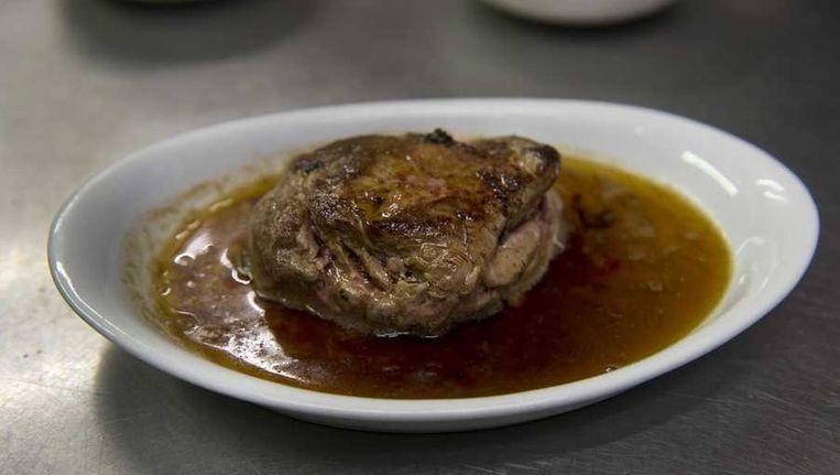 De voedseldiscussie kwam op gang doordat in Engeland paardenvleesproducten werden ontdekt die verkocht werden als rundvleesproducten. Beeld anp
