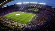 Barcelona onthult standbeeld van Cruijff en opent jeugdstadion met zijn naam