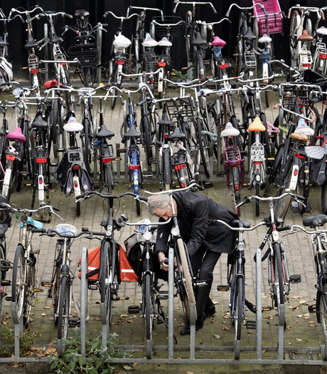 Celstraffen geëist tegen Poolse fietsendieven in Harderwijk