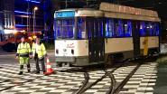 Hinder door ontspoorde tram op Noorderlaan