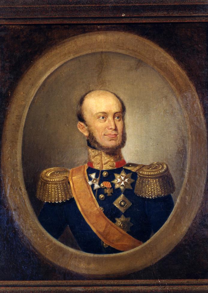 Koning Willem II.