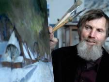 Weglaten was voor Holtenaar Riemko Berends de kunst
