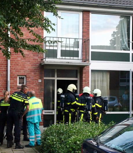 Overleden persoon aangetroffen in woning Dongen waar brand woedde