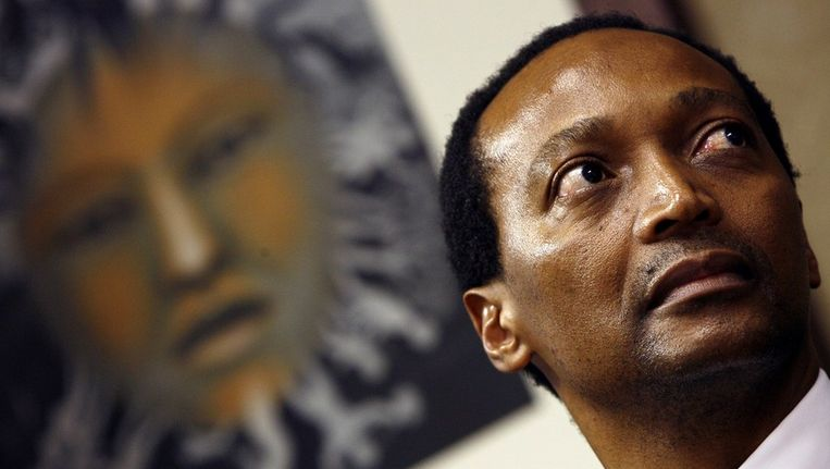 Patrice Motsepe Beeld null