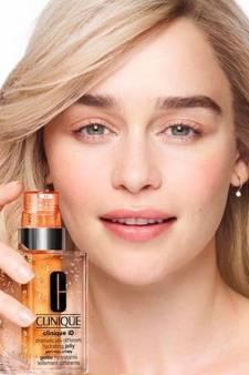Emilia Clarke, nouvelle ambassadrice mondiale de Clinique