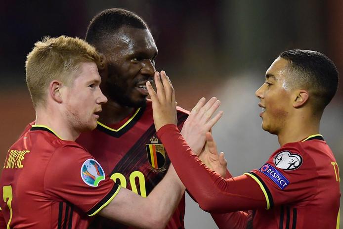 10 matchs, 10 victoires, la meilleure attaque et la meilleure défense: jamais la Belgique n'était parvenue à terminer une campagne qualificative avec un bilan si parfait.