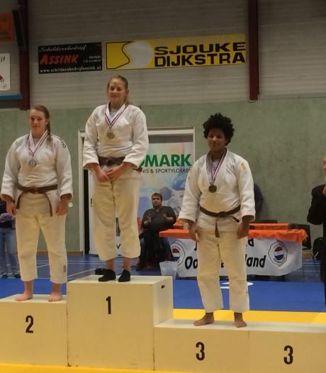 Tubbergse judoka's naar NK -18 jaar