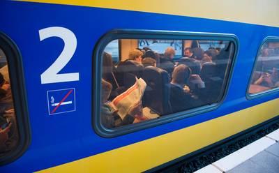 Passagier onwel door chemisch toilet: trein bij station Deurne ontruimd