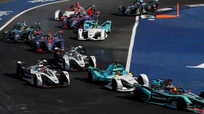 Formule E keert in 2020 terug naar Londen met deels overdekte race
