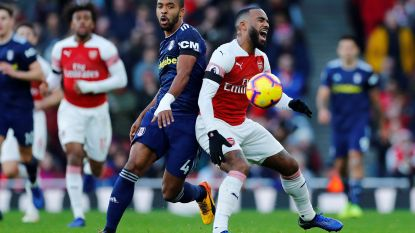 Football Talk 1/01. Arsenal wint Londense derby met 4-1 - Vardy aan het kanon - Salah Afrikaans voetballer van het jaar?