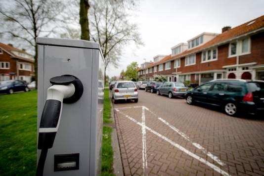 Elektrische Auto Opladen Buiten Randstad Zijn Nog Weinig Laadpunten