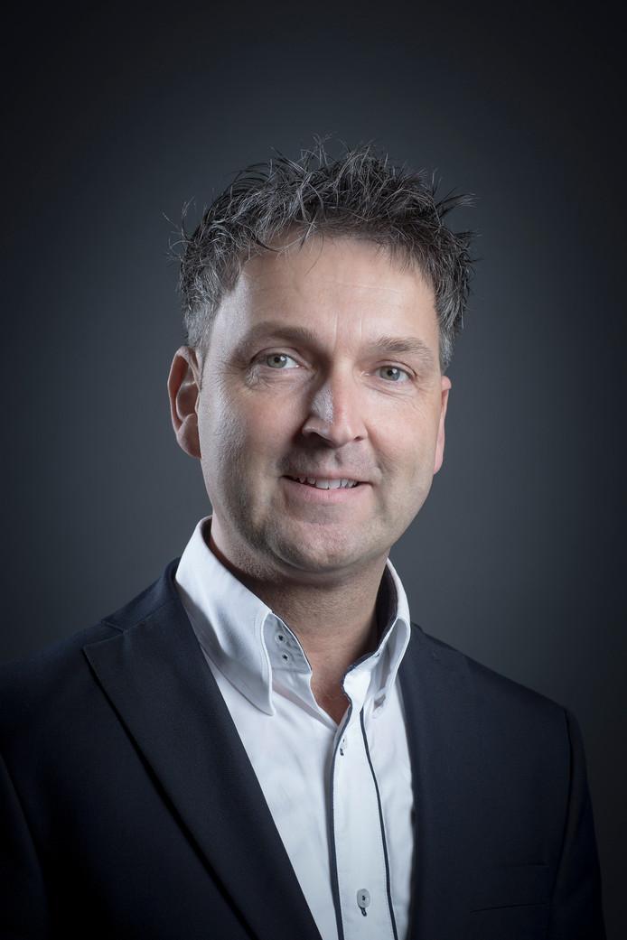 Wethouder Roland van Vugt van Altena.