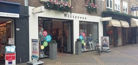 Winkel Witteveen in Doetinchem voorlopig nog open