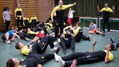 Spelers Lierse helpen kinderen in strijd tegen obesitas