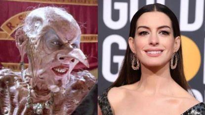 Anne Hathaway wordt gruwelijke heks in reboot van Roald Dahl-film 'De Heksen'