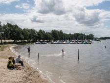 Veluwemeer krijgt water van het Markermeer