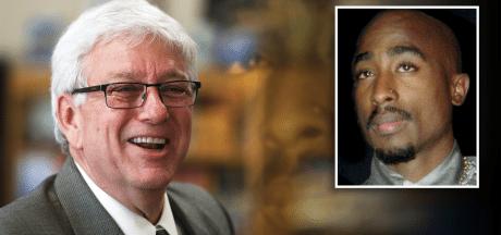 'Directeur (66) moest vertrekken vanwege obsessie met rapper Tupac'