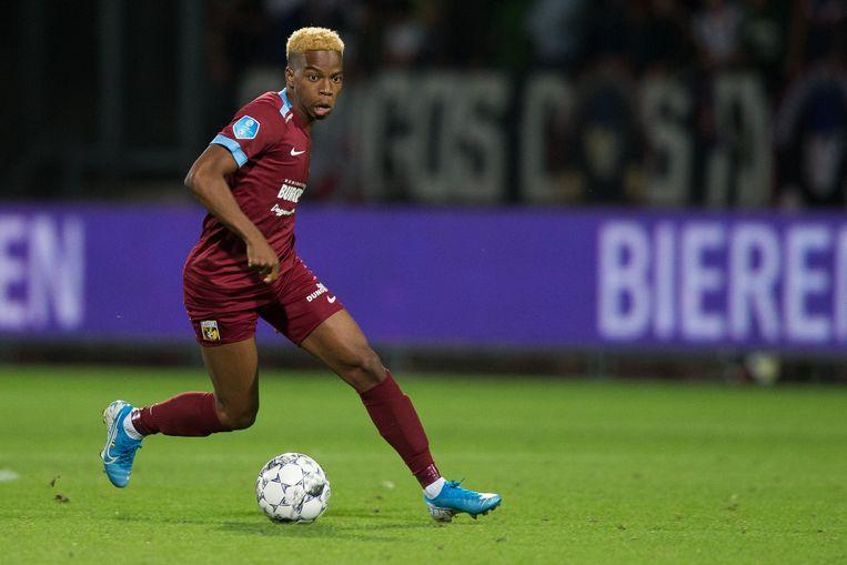 Charly Musonda bij Vitesse.