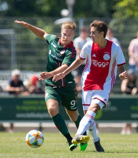 Van Weert verliest tijdelijk stilgelegde bekerfinale met Aalborg BK