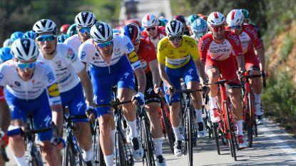 Sterke Evenepoel komt niet in de problemen op de Malhão en ruikt eindzege in Algarve, Lopez pakt rit