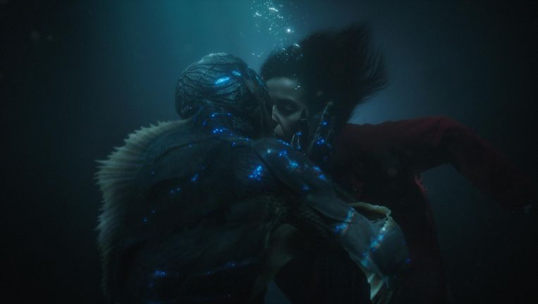 Del Toro rekent in The Shape of Water af met het idee dat alles wat vreemd is als een bedreiging moet worden opgevat Beeld