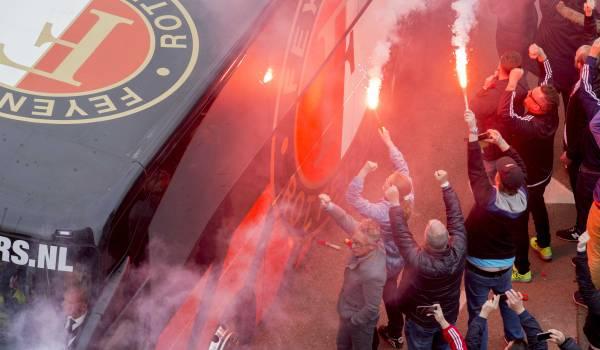 Echte clubliefde als overwinning op de dood