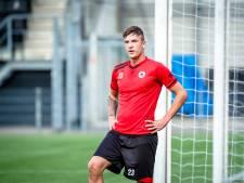 Voormalig succesnummer én probleemkind Jinty Caenepeel traint mee bij FC Den Bosch
