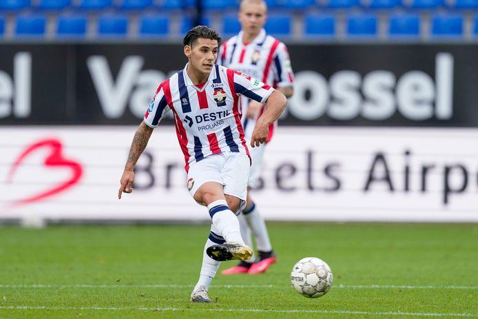 Gorkem Saglam zit niet in de wedstrijdselectie van Jong Turkije voor het duel in Wolverhampton tegen Jong Engeland.