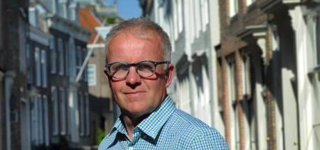 Bernard Vercouteren van den Berge: 'Monumentale binnenstad Middelburg moet geen yuppen-paradijs worden'