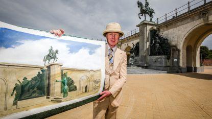 """""""Zet Cowboy Henk in de plaats van Leopold II"""": Herr Seele lanceert opvallend alternatief voor controversieel standbeeld"""