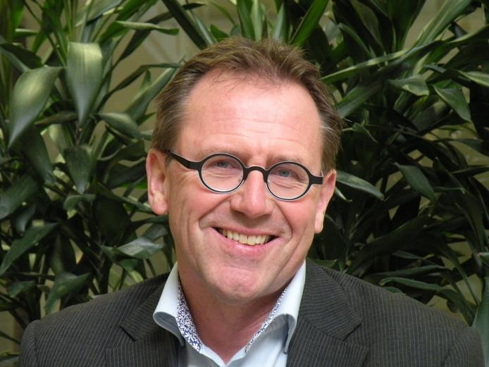 Dementie-specialist Frans Hoogeveen.