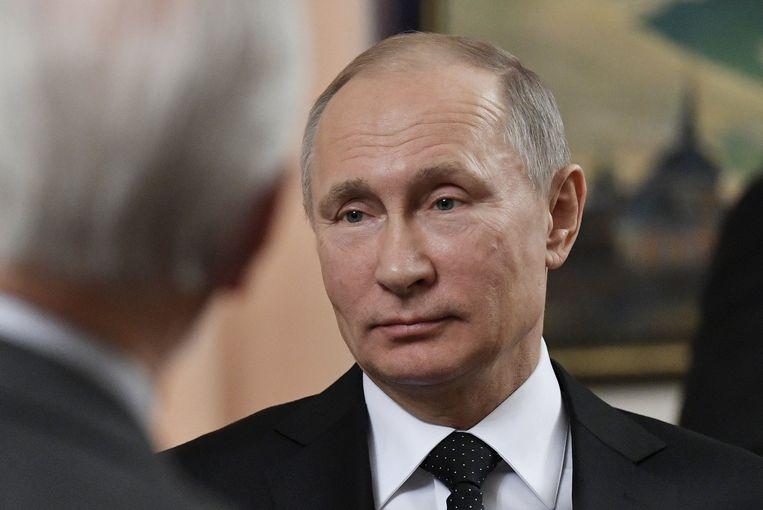 De Russische president Vladimir Poetin en zijn regering willen de beslissing van het IOC eerst nader analyseren.