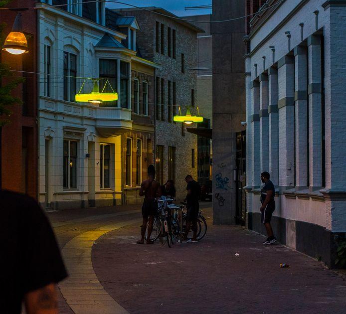 In Noorderhagen is de gezelligheid en veiligheid 's nachts ver te zoeken, aldus de Enschedese nachtburgemeester Kees de Groot.