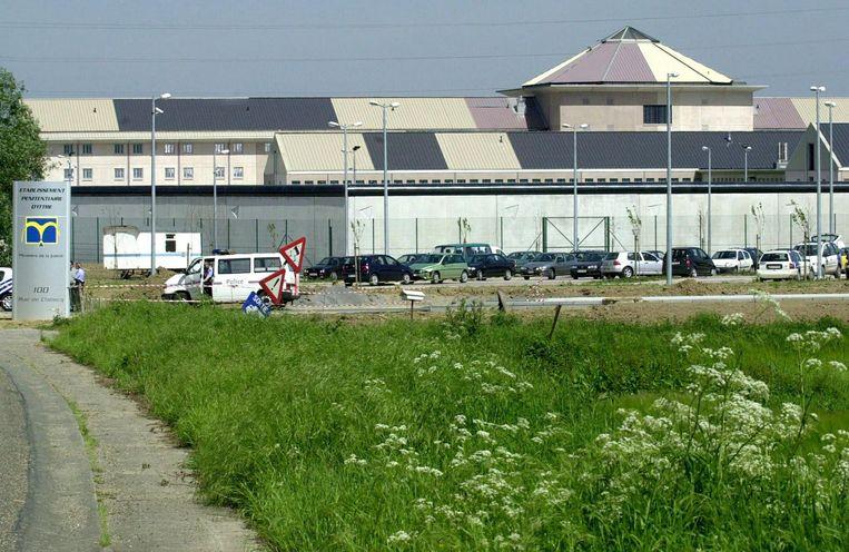 De gevangenis van Ittre in België. Beeld epa
