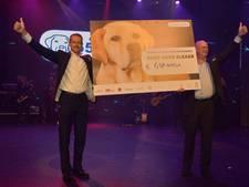 Stichting Hulphond Herpen haalt 657.400 euro op