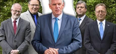 Burgemeester André Baars van Ermelo legt functie neer: 'Geniet niet langer het vertrouwen'
